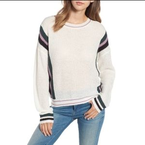 BP Mixed Stripe Sweater NWT